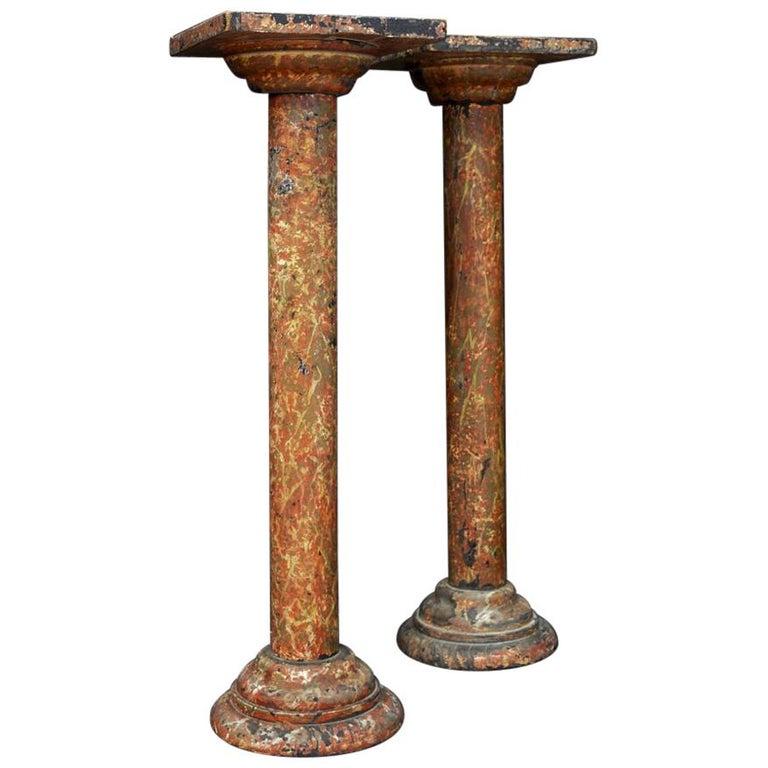 Faux Columns