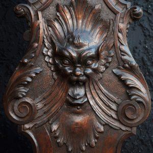 Gargoyle Renaissance Pedestal c.1800