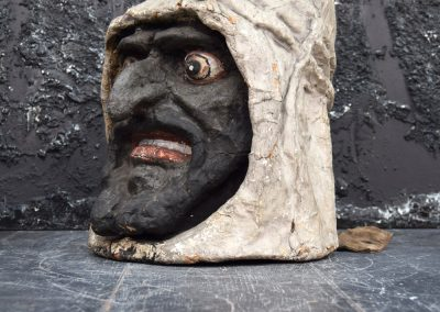 Papier Mache Goblin Head from Paris (SOLD) 3