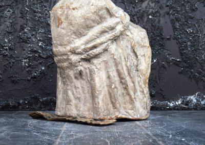 Papier Mache Goblin Head from Paris (SOLD) 4