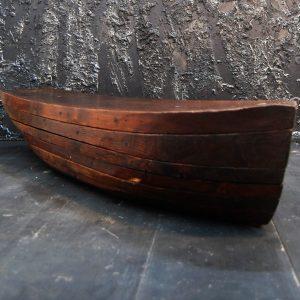 Circa 1890 Boat Hull Model