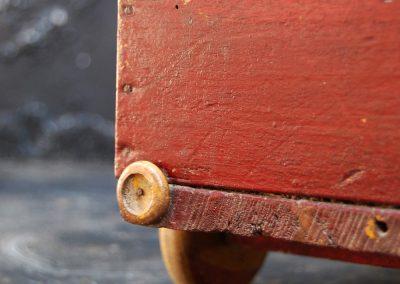 Folk Art Toy Truck 7