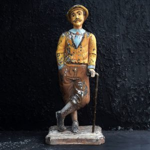 Rare Shop Statue c.1940