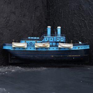 1920s Scratch Ship