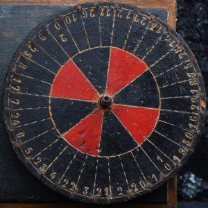 Roulette Wheel c.1900
