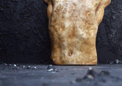 Macabre Plaster Torso 10