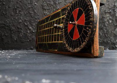 Roulette Wheel c