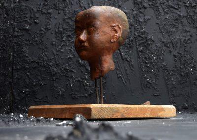 Wax Macabre Head (Rare) 4