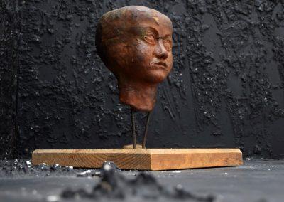 Wax Macabre Head (Rare) 3