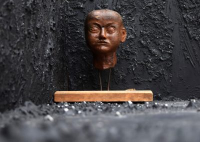 Wax Macabre Head (Rare) 2