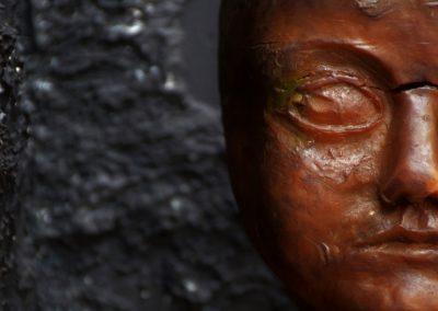 Wax Macabre Head (Rare) 5