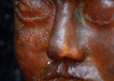 Wax Macabre Head (Rare) 7