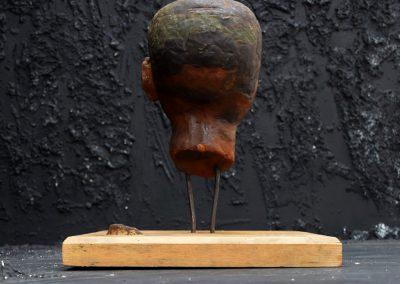 Wax Macabre Head (Rare) 8
