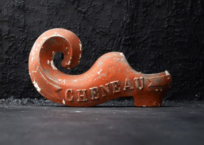Shoe Makers Trade Sign c