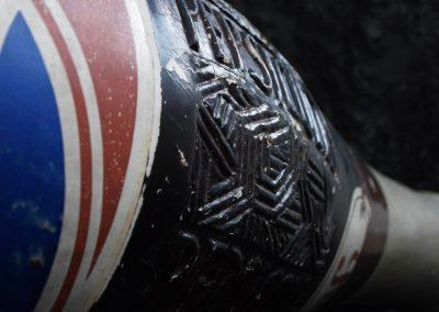 Papier Mache Pepsi Cola Advertising Bottle 9