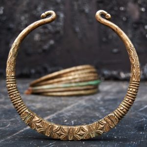 Hill Top Tribe Torc c.1900