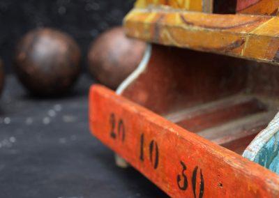 Antique Passe-Boules Fairground Game 5
