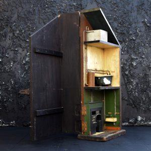Scratch Built Heating Model c.1920