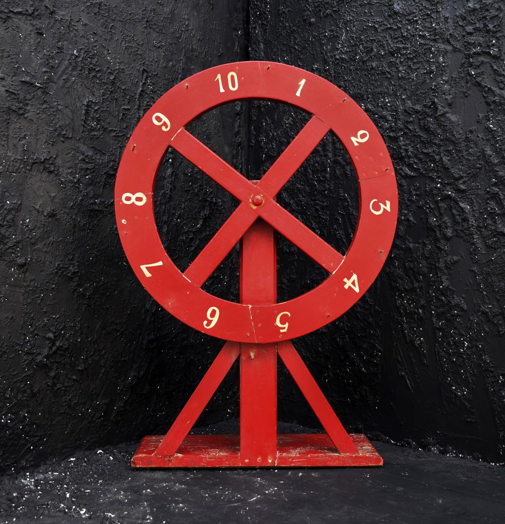 Fairground Spinner