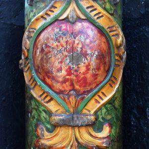 Orton & Spooner Pillar c.1920 (Sold)
