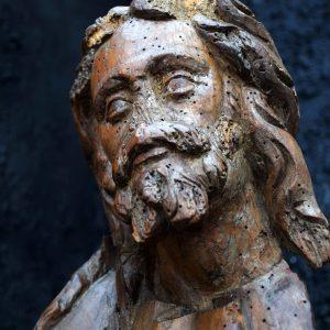 Primitive Christ c.18th Century