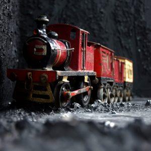 Scratch Built Train c.1930