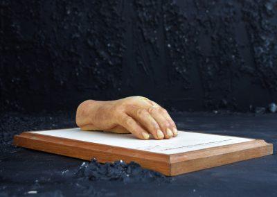 Dresden Museum Wax Hand 8