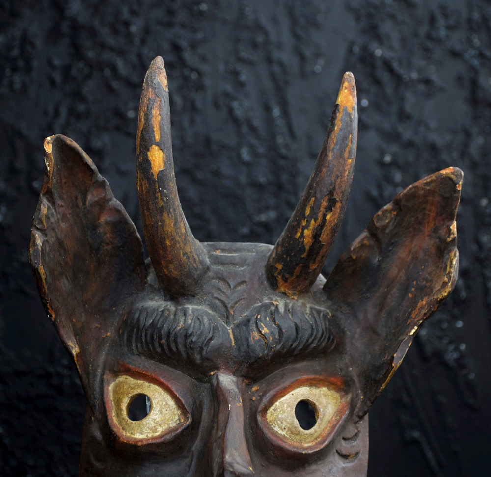 Krampus c.1890 (Sold)