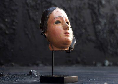 Terracotta Santos Fragment c