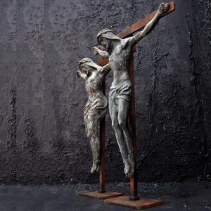 Bronze Corpus Christi c.1820