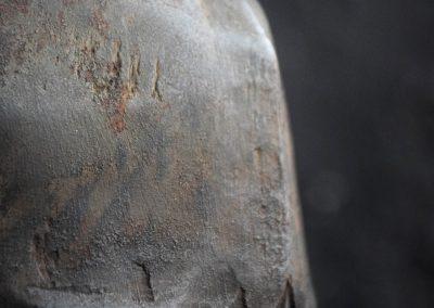 Carved Warrior Mask 7