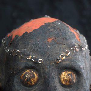 Sepik River Skull c.1920