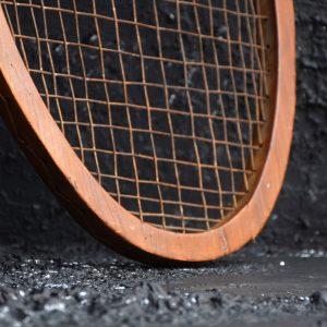 Oversized Tennis Racquet