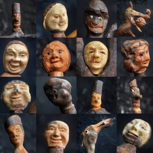 Anthropomorphic German Folk-art Collection
