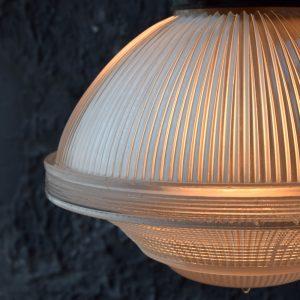 3 Part Holophane light *Sold