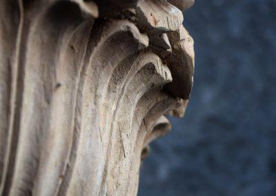 Regency Carved Urn *Sold 4