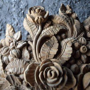 Regency Carved Urn *Sold