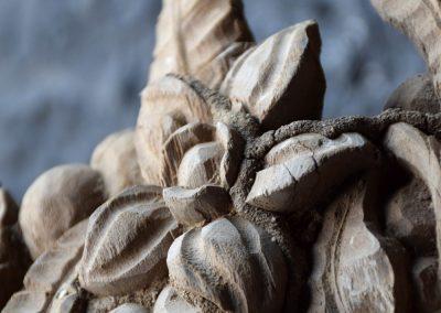 Regency Carved Urn *Sold 5