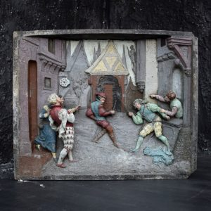 Wall Diorama Frieze