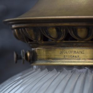 2-part Holophane light *Sold