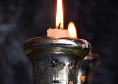 Mercury Candle Sticks c