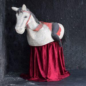 Paris Theatre Horse