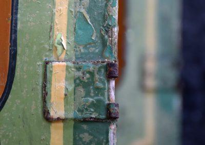 English Fairground Panels 3