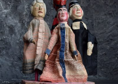 German Punch and Judy Puppets 2