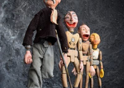 Articulated Medical Puppets *Sold 2