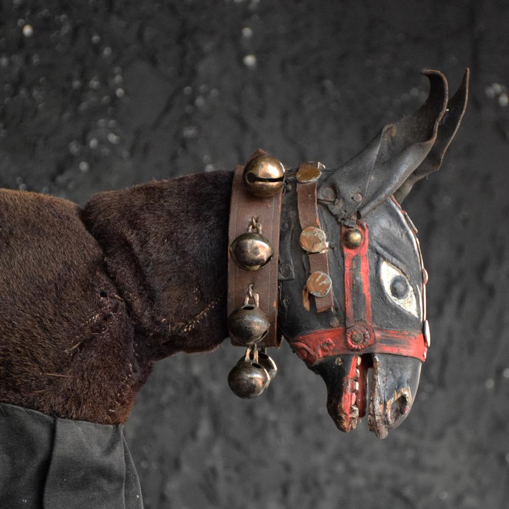 Articulated Horse Puppet