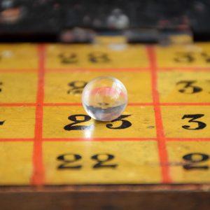 Folk Art Roulette Game