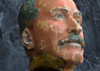Wax Mannequin Head 2