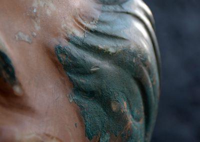 Wax Mannequin Head 7