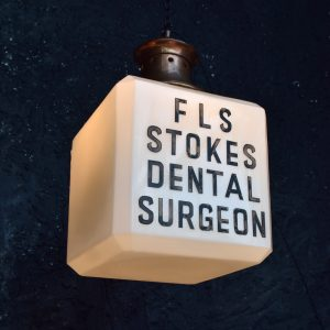 Dentists Pendant *Sold